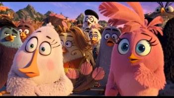 Angry Birds: η Ταινία – 2016