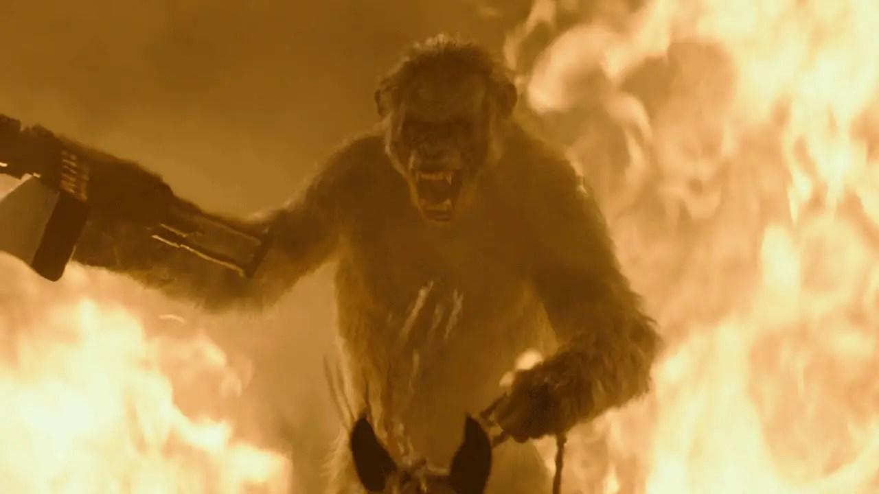 Ο Πλανήτης των Πιθήκων: η Αυγή - Dawn of the Planet of the Apes - 2014
