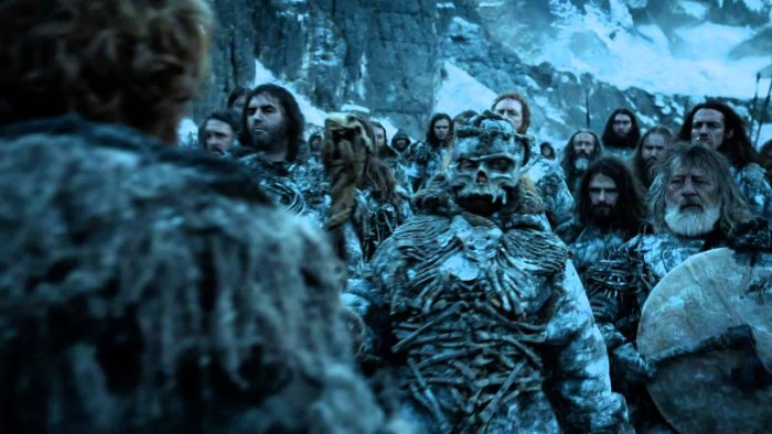Game of Thrones: Hardhome – Season 5 / Episode 8 – 2015