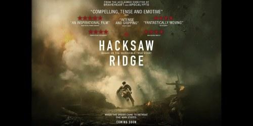 Hacksaw Ridge – Αντιρρησίας Συνείδησης – 2016