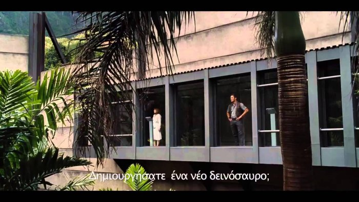 Jurassic World – 2015
