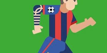 Ποδόσφαιρο 40 θρυλικοί παίχτες