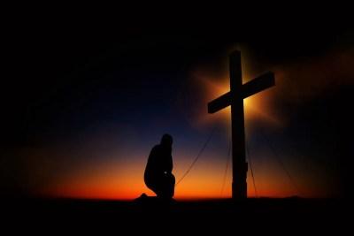 προσευχή, Σταυρός