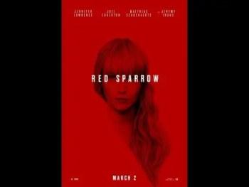 Το κόκκινο σπουργίτι – Red sparrow – 2018