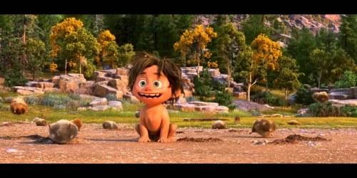 Ο Καλόσαυρος – The Good Dinosaur – 2015
