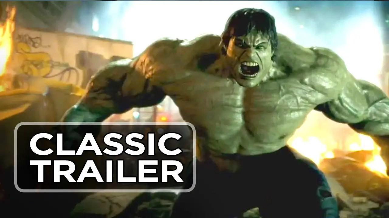 Ο Απίθανος Χαλκ - The Incredible Hulk - 2008