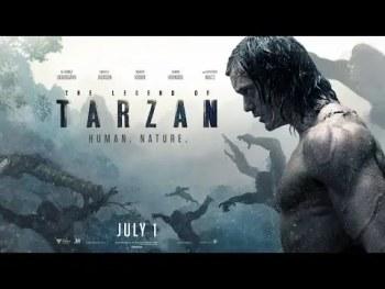 Ο Θρύλος του Ταρζάν – The Legend of Tarzan – 2016