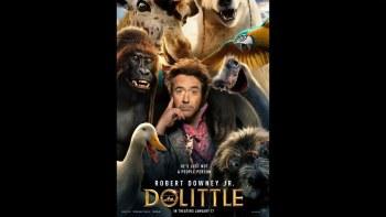 Dolittle – 2020 Trailer (greek subs)