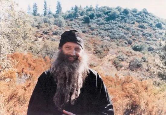 ιερομόναχος Σεραφείμ Ρόουζ Πλάτινα Αλάσκα