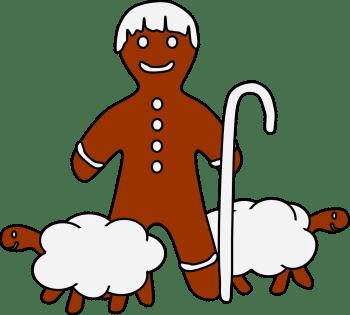 Shepherd, Sheeps