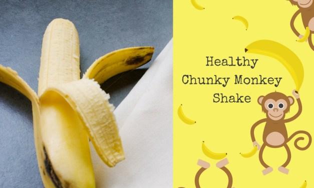 Joe Wick's Chunky Monkey Shake Recipe