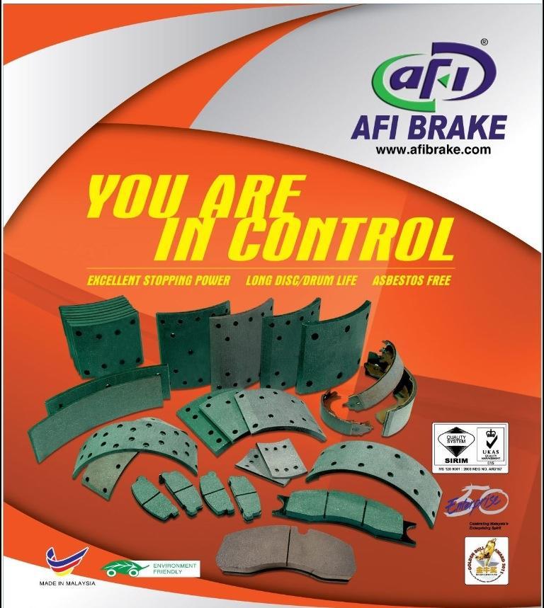 AFI brakes