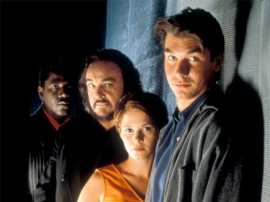 Any excuse to post a photo from Sliders, one of my favourite shows of all time!