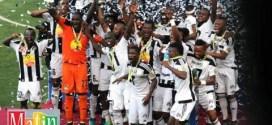 Tp Mazembe remporte le match retour finale caf
