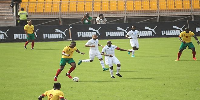 Match amical : Les Léopards de la RDC ont courbé l'échine 0-2 contre les lions indomptables du Cameroun