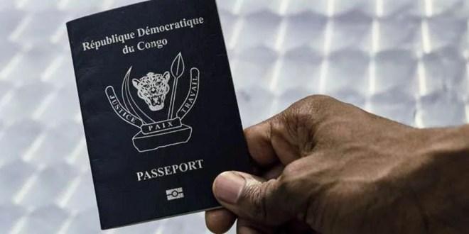 Passeport - Ministère Des Affaires Etrangères