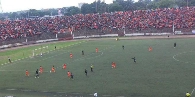 Linafoot Zone-Ouest: Grâce à un doublé de Nicolas Kazadi, le FC Renaissance prend provisoirement la tête du Classement