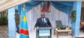 [Revue de presse du vendredi 20 avril 2018] Le Potentiel : «Premier meeting du nouveau président de l'UDPS : l'Hôtel de ville de Kinshasa mis à rude épreuve»