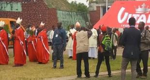 Cardinal Monsengwo - Dimanche derameaux