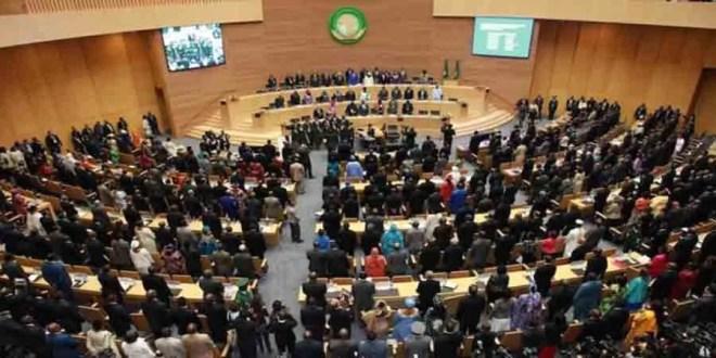 union africaine - ua