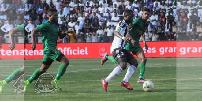 Vodacom Ligue 1: Le TP Mazembe et l'As Vclub se séparent dos à dos (0 – 0)