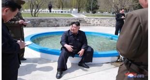 A l'Etablissement Piscicole de Sinchang (Corée)