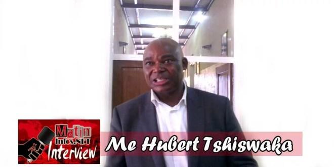 Me Hubert-Tshiswaka