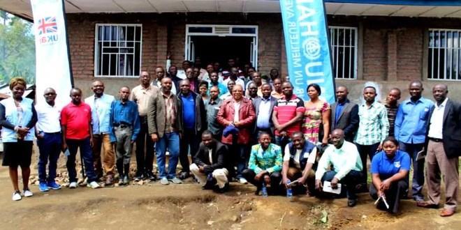 Lancement du plan communautaire d'occupation foncière