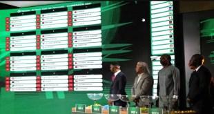 ÉLIMINATOIRES CAN CAMEROUN 2021 -