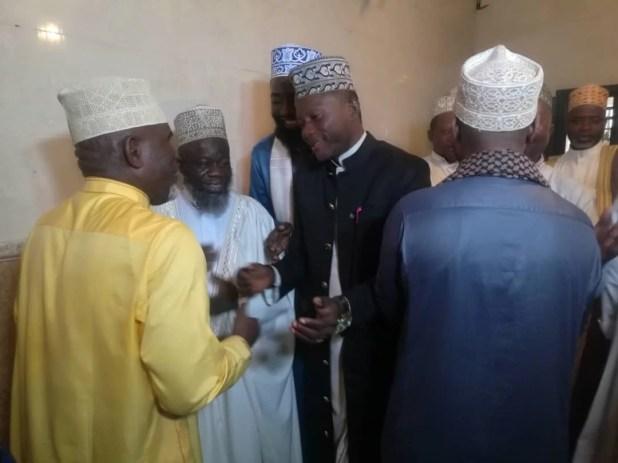 RDC: La Communauté Islamique fume le calumet de paix