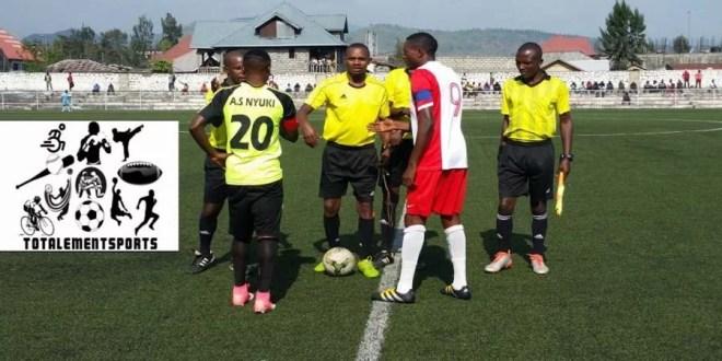 LINAFOOT: En battant Nyuki à Goma 1-0, Lubumbashi Sport prend provisoirement la tête du classement avec 11 points