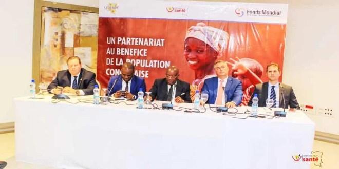 Lutte contre le Sida, tuberculose et paludisme