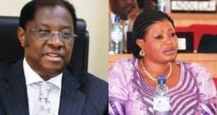 La Sénatrice Bijoux Goya porte plainte contre Thambwe Mwamba