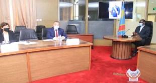 La RDC et la Banque mondiale échangent sur les conditionnalités d'un appui budgétaire