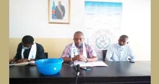 Me Alain Makengo de la Ligue sportive pour la promotion et la défense des droits de l'homme
