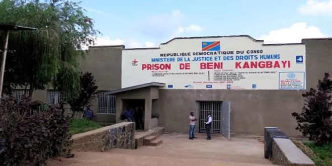 RDC : Évasion massive à la prison de Beni dans le Nord-Kivu