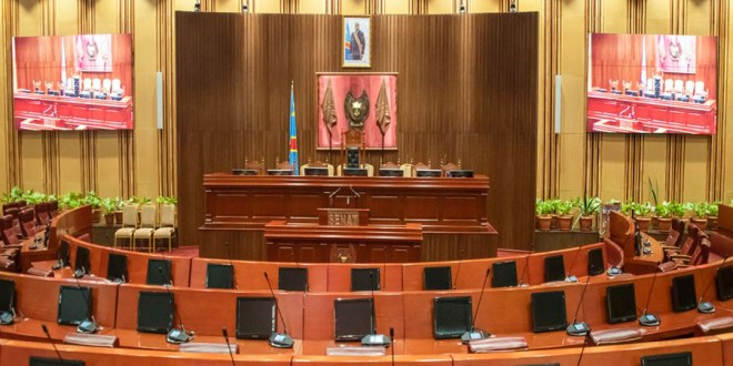 Sénat RDC