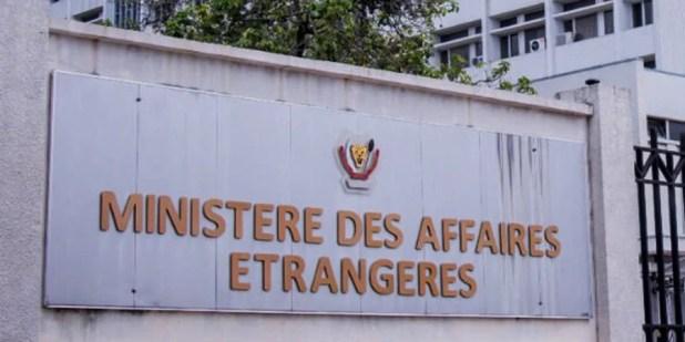 Min. Affaires Etrangères