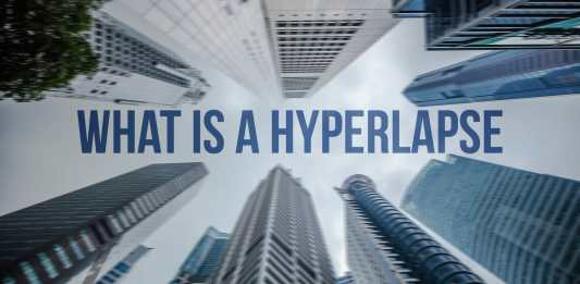 What is a hyperlapse