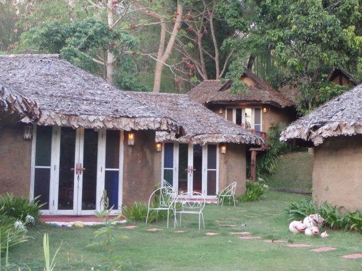 kaakkois-aasia matkabudjetti edullinen majoitus Thaimaa