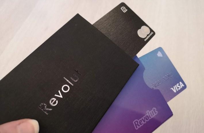 Revolut kortti basic premium prepaid
