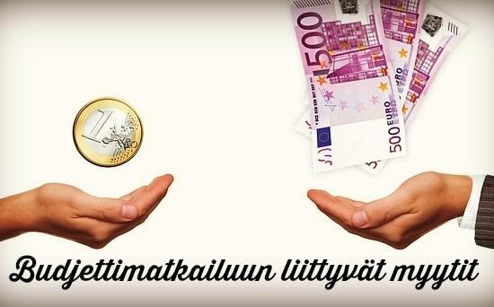 budjettimatkailu