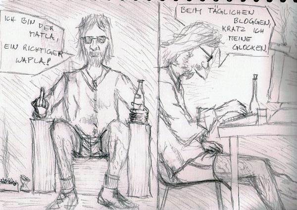 Matla Comic 1