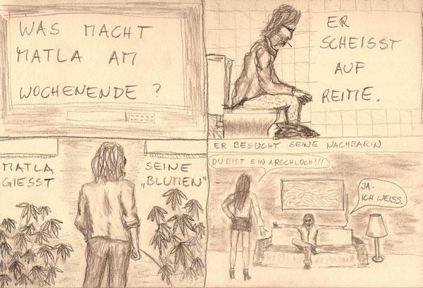 Matla Comic 4