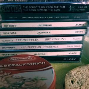 Led Zeppelin Sammlung