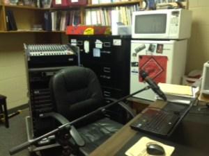 podcaststudio