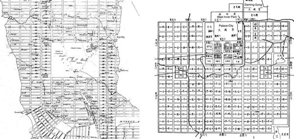 MEGALOPOLI(TIC)S_Manhattan Map lot 3