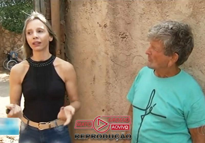 Andréa e Deusdedit - Foto: reprodução / TV Anhanguera