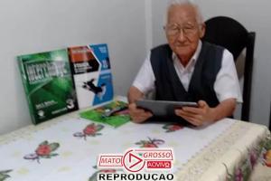 Idoso de 81 anos é aprovado em letras na Universidade de Londrina 78