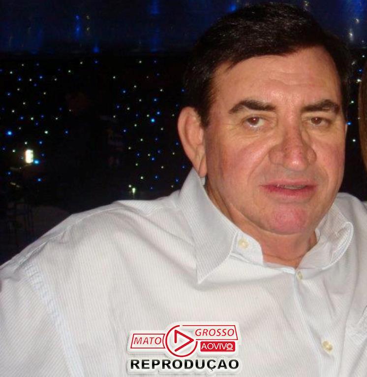 Morre em Alta Floresta, aos 67 anos, o empresário Euclides Dobri 65